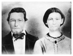 William Daniel Grisham and Mary Ann Wit